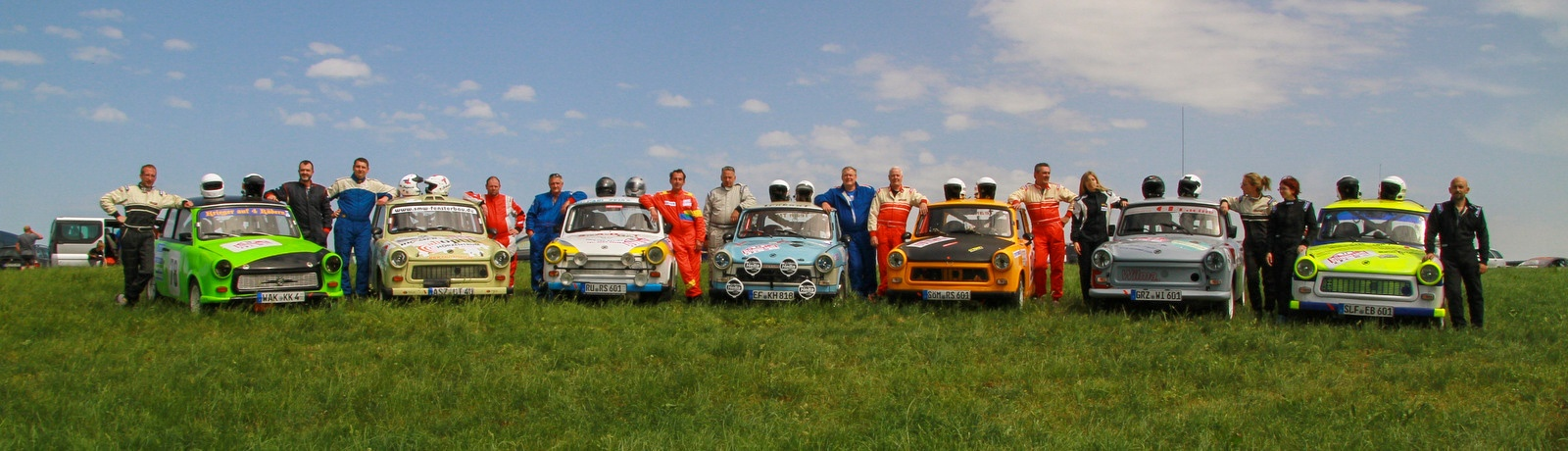 ITRM Trabant Rallyesport